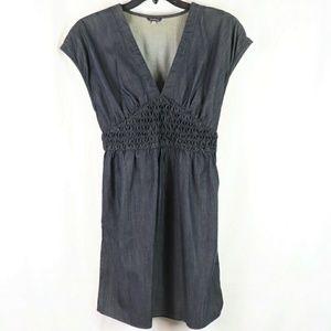 💥 Sale 7 For All Mankind Denim Dress sz L ( D)